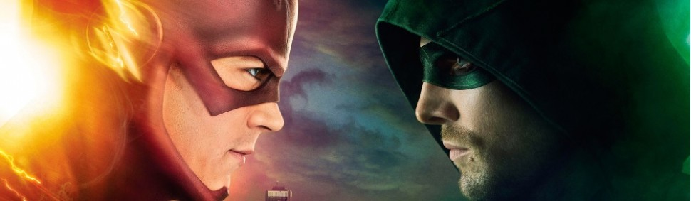 5 Флэш и Стрела | Flash vs Arrow