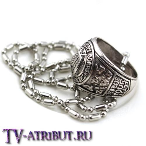 Кулон-кольцо Разведывательного корпуса