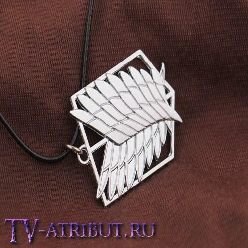 Кулон в виде символа Корпуса разведки