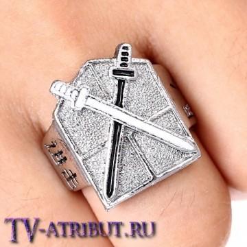 Кольцо со знаком Кадетов