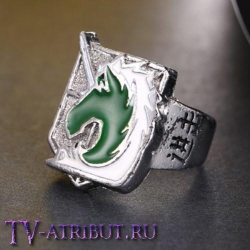 Кольцо со знаком Военной полиции