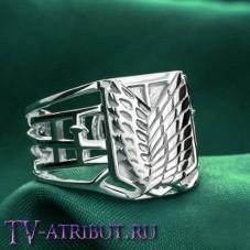 Кольцо Легиона разведки, серебро 925 пробы