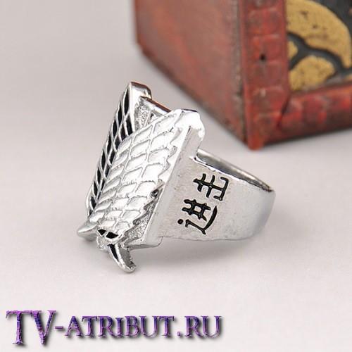 Кольцо со знаком Легиона разведки