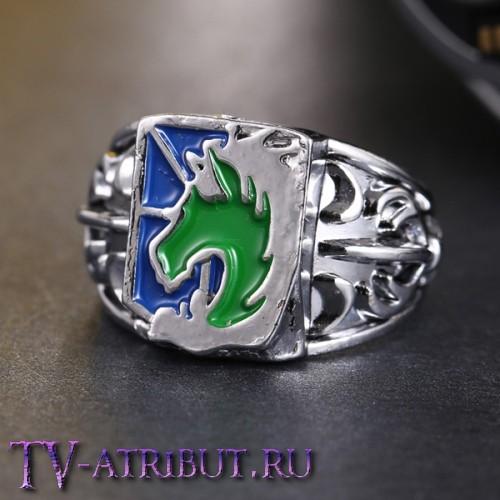 Перстень со знаком Военной полиции