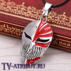 Кулон в виде маски Ичиго Куросаки