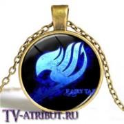 Кулон с символом гильдии Хвост Феи (3 цвета)