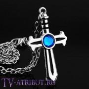 Кулон-крест Грея Фуллбастера