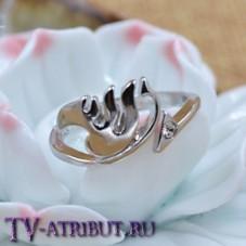 Кольцо в виде символа гильдии Хвост Феи