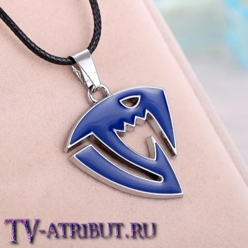 Кулон в виде символа гильдии Саблезубый Тигр