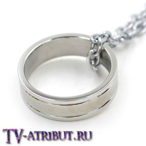 Кулон с кольцом Кагами Тайга