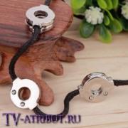 Шнурок-ожерелье Итачи Учиха, сталь
