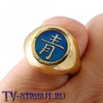 Кольцо Дейдары, золотистое