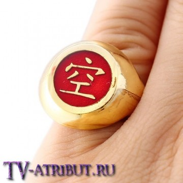 Кольцо Орочимару, золотистое