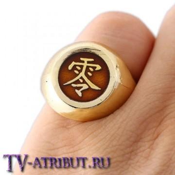 Кольцо Пейна, золотистое