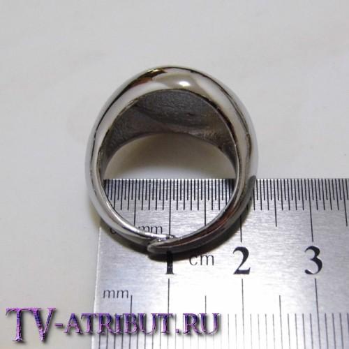 Кольцо Хидана с иероглифом Трех Опор