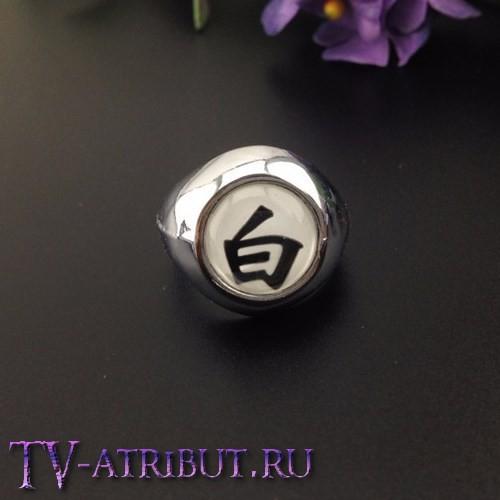 Кольцо Конан с иероглифом Белого Тигра