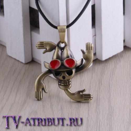 Кулон с эмблемой Нико Робин