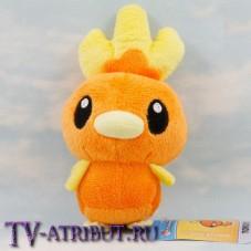 Мягкая игрушка покемон Торчик (16 см)