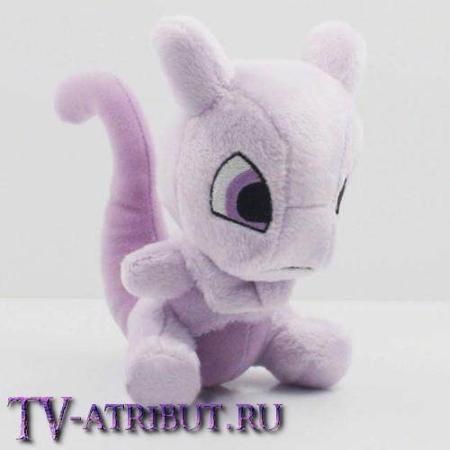 Мягкая игрушка покемон Мьюту (14 см)