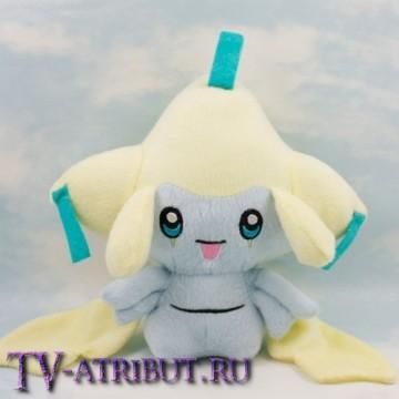 Мягкая игрушка покемон Джирачи (20 см)