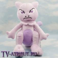 Мягкая игрушка покемон Мьюту (26 см)