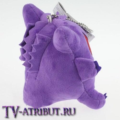 Мягкая игрушка покемон Генгар (11 см)