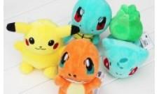 Плюшевые мягкие игрушки по манге и аниме о Покемонах