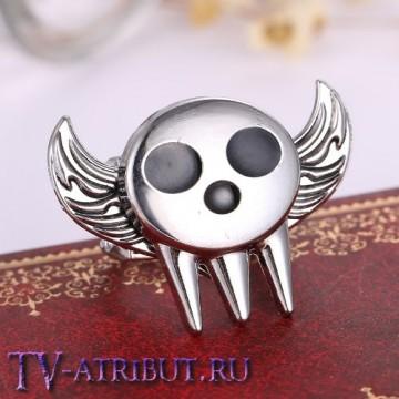 Кольцо Бога Смерти, с крыльями