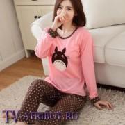 Пижама с изображением Тоторо