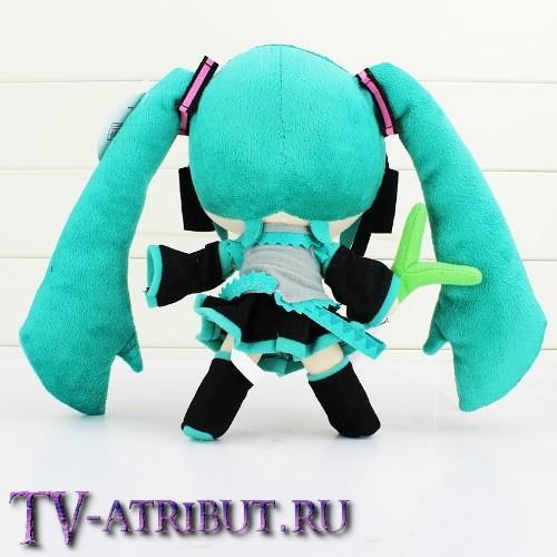 Мягкая игрушка Мику Хатсуне (24 см)