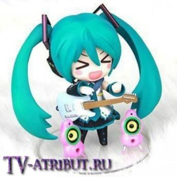 Фигурка Хацунэ Мику с гитарой (Nendoroid)
