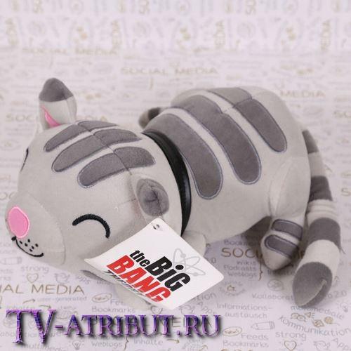"Плюшевая игрушка в виде котенка ""Soft kitty"""