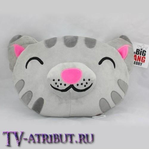 """Подушка в виде котенка """"Soft kitty"""""""