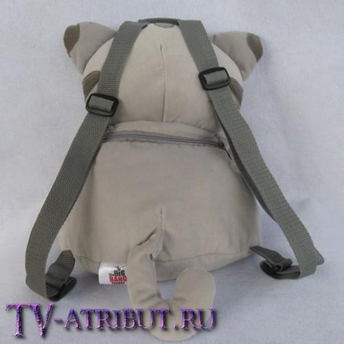 "Детский рюкзак в виде котенка ""Soft kitty"""