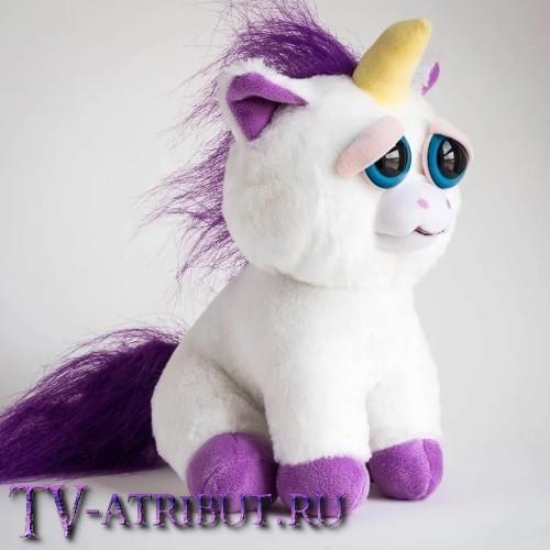 Мягкая игрушка Единорог
