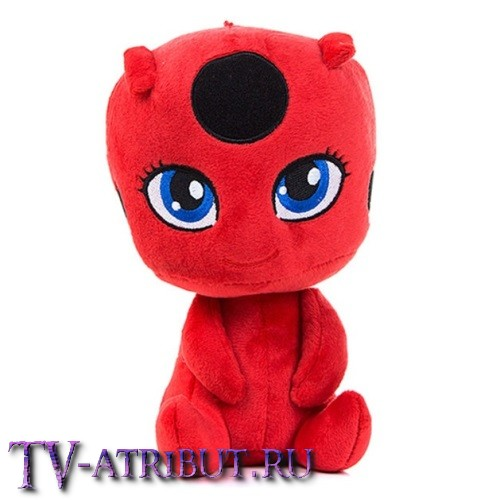 Мягкая игрушка Тикки (20 см)