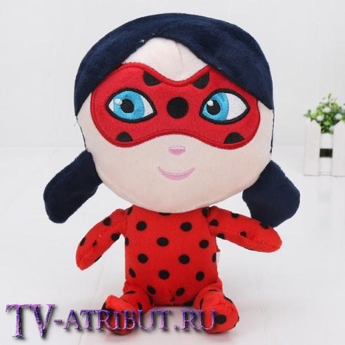 Мягкая игрушка Леди Баг (25 см)