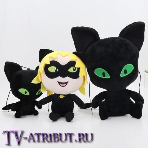 Мягкая игрушка Супер-Кот (25 см)