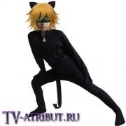 Детский костюм для косплея Супер-Кота