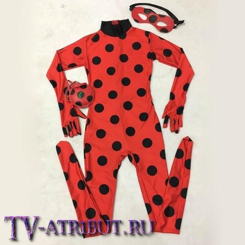 Детский костюм для косплея Леди Баг
