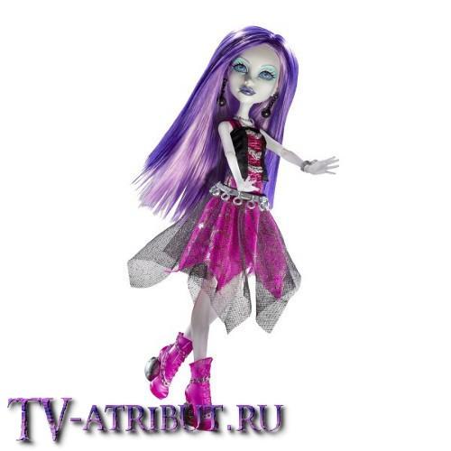 "Кукла Спектра Вондергейст из коллекции ""Монстры оживают"""