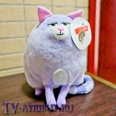 Мягкая игрушка кошка Хлоя (17 см)