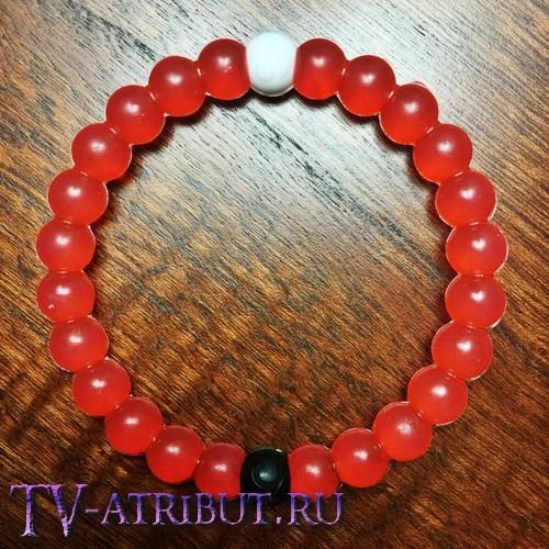 Браслет Lokai красный