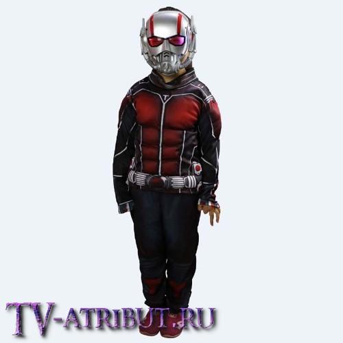 Детский костюм для косплея Человека-муравья