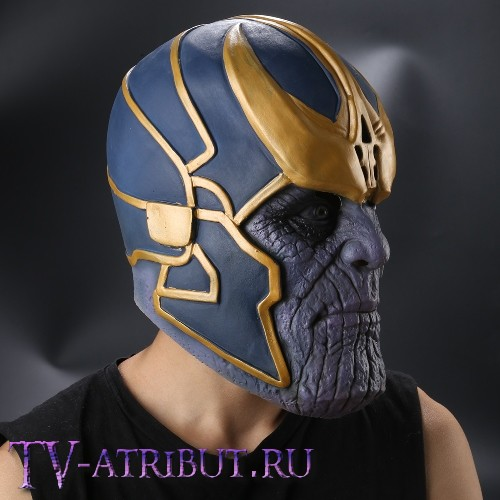 Маска для косплея Таноса