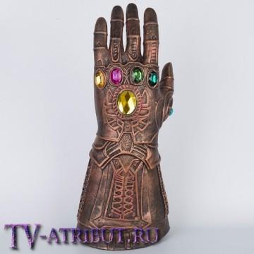 Перчатка бесконечности Таноса, цвет бронза