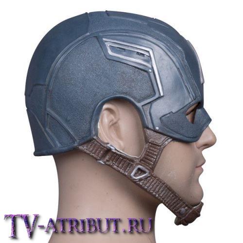 Маска для косплея Капитана Америка