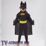 Детский костюм для косплея Бэтмена