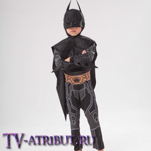 Детский костюм Бэтмена (Тёмный рыцарь)