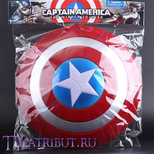 Щит для косплея Капитана Америка